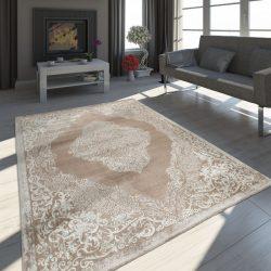 Exclusive vintage szőnyeg keleti design szőnyeg bézs 80x150 cm