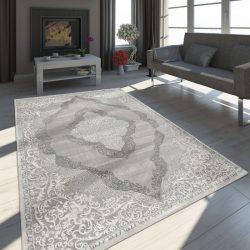 Exclusive vintage szőnyeg keleti design szőnyeg szürke 80x150 cm
