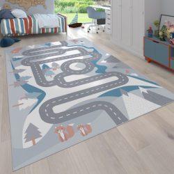 Szőnyeg gyerekszobába játszószőnyeg krém 140x200 cm
