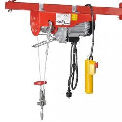 Elektromos emelő 1300 W 400/800 kg