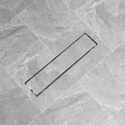 530x140 mm rozsdamentes acél lineáris zuhany csatorna