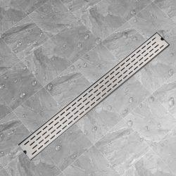 1030x140 mm Lineáris rozsdamentes acél zuhany lefolyó
