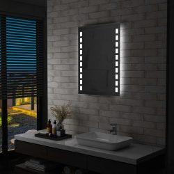 LED-es fürdőszobai falitükör 60 x 80 cm