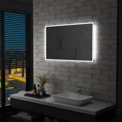 LED-es fürdőszobai falitükör 100 x 60 cm