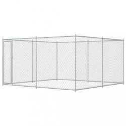 kültéri kutyakennel 383 x 383 x 185 cm