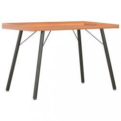 barna íróasztal 90 x 50 x 79 cm