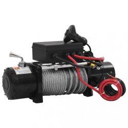 elektromos csörlő 12 V 5909 kg