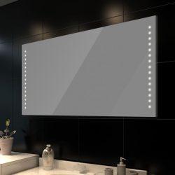 fürdőszobatükör LED-fényekkel 100 x 60 cm (Ho x Ma)