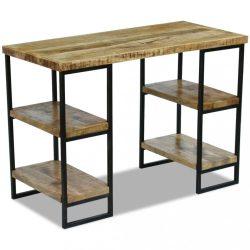 mangófa íróasztal 110 x 50 x 76 cm