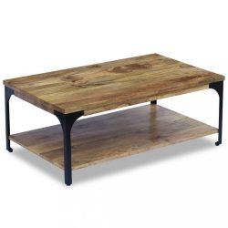 mangófa dohányzóasztal 100 x 60 x 38 cm