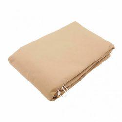 Nature bézs téli cipzáras gyapjútakaró 70 g/m2 2 x 2,5 m