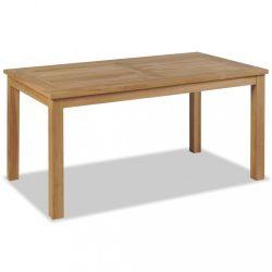 tíkfa dohányzóasztal 90 x 50 x 45 cm