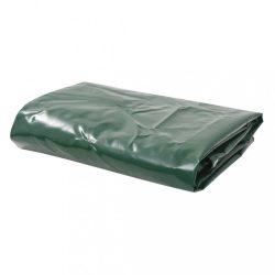 zöld takaróponyva 650 g/m? 3 x 4 m