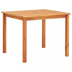 tömör akácfa kerti asztal 88 x 88 x 74 cm