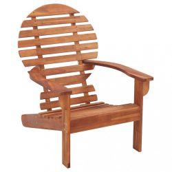 tömör akácfa Adirondack szék