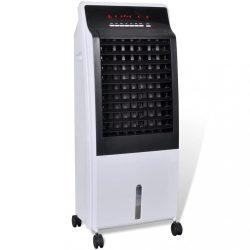 mobil léghűtő, légtisztító és párásító 8 L