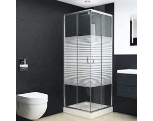 Zuhanyzóajtók és kabinok