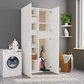 Tárolók és zárható szekrények