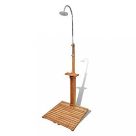 Zuhanyzóállványok és felszerelések