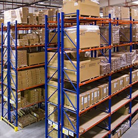 Ipari tárolás